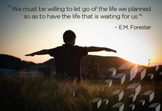 ... as to have the life that is waiting for us #inspirationalquote #quote