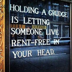 nycprgirls # instaquote # quote # grudge # rentfree taken with ...