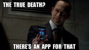 True Blood! There's an app for that!