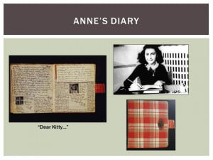 Anne Frank Holocaust Quotes