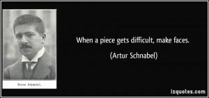More Artur Schnabel Quotes