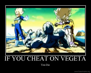 dbz demotivational poster by IceTigerKitten