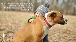Dog Best Friend Quotes #01837, Pictures, Photos, HD Wallpapers