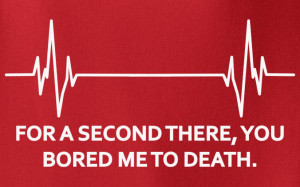 Paramedic Sayings