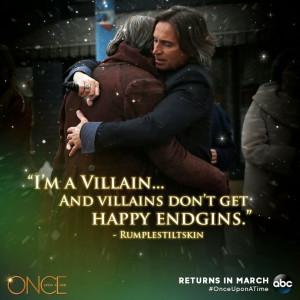 villain and villains don t get happy endings
