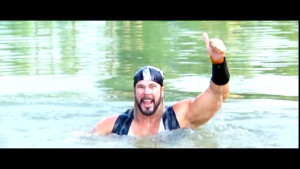 Kevin Nash in that silly fun Dead or Alive movie approves of this ...