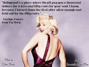 Via Immortal Marilyn Quote UnQuote