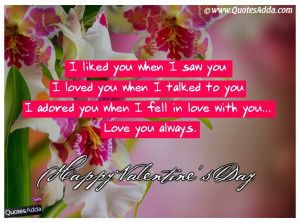 Best Valentine Day Quotes Ever ~ Collection Of Best Valentines Day ...