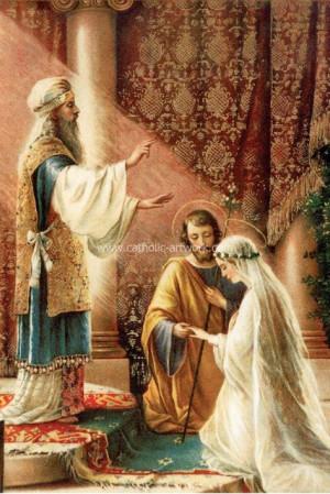 Catholic Saint Quotes On Marriage Quotesgram
