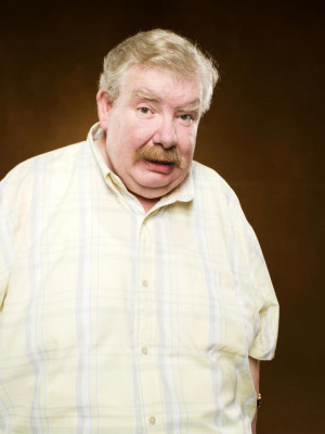 Richard Griffiths, who played Harry Potter's uncle Vernon Dursley in ...