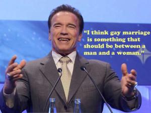 dumb celebrity quotes arnold schwarzenegger
