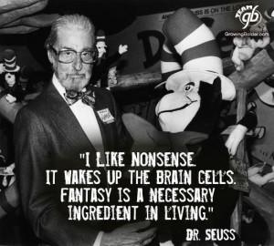 Nonsense is pretty cool.