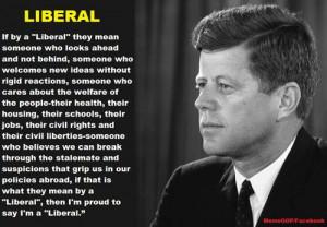 Jfk Quotes Liberal