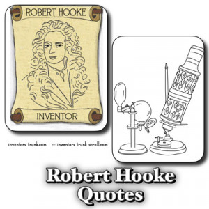 robert hooke essay Robert hooke frs (/ h which says there are to be found among hooke's papers, in the possession of the royal society, some notes of observations.