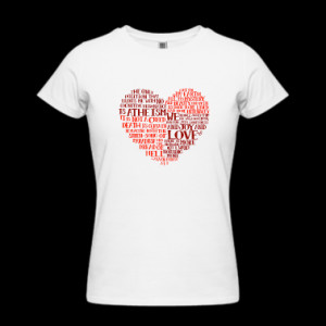 Ayaan Hirsi Ali quote heart by Tai 39 s Tees T Shirt