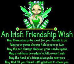Irish Friendship Wish More
