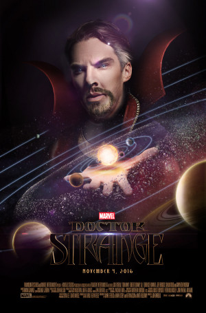 DOCTOR STRANGE TRAILER 2016 image quotes at BuzzQuotes.com