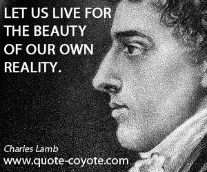 Charles Lamb quotes