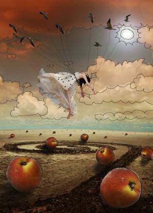 Child's Imagination by arivanna