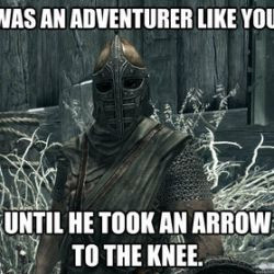 Best Sayings From Skyrim