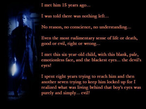 Halloween movie quote. Dr. LOOMIS. Picture I think is from Halloween ...