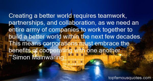 Quotes About Partnership And Collaboration Pictures