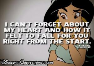 Aladdin Quotes Jasmine Jasmine from aladdin quotes