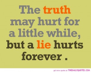 Truth Quotes And Sayings Kootation
