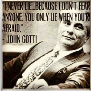 John Gottie Quote