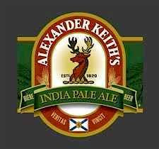 Number 8 - Alexander Keith's English IPA