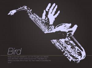 Parker AKA Bird. motivational inspirational love life quotes sayings ...