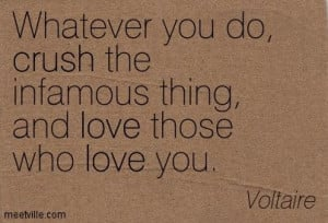 voltaire love quotes - Google Search