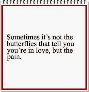 Sad angry love quotes for him!