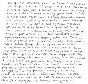 tavi gevinson   from rookie mag   via white paper quotes