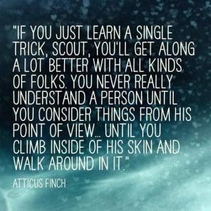 Atticus Finch Quotes