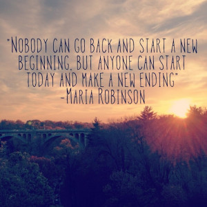 new beginning quotes inspirational quotesgram