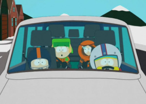 South Park Passion of the jew screencap