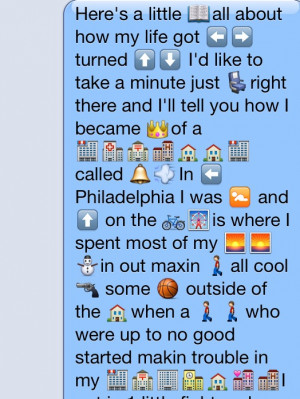 22 Most Creative Uses Of Emojis