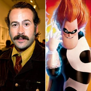 Jason Lee, The Incredibles Photo - Stars as Cartoon Characters ...