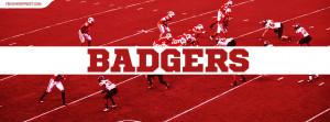 Wisconsin Badgers Team Logo