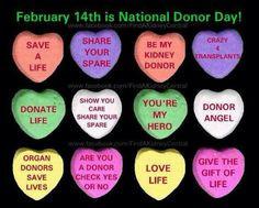 Organic Donation, National Donor, Donation Life Lov, Donor Divas ...