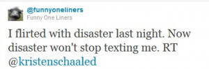 Funny One Liners Tweets