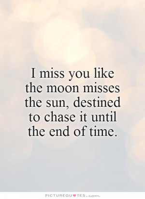 Miss You Like Quotes