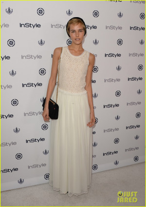 Isabel Lucas & Ashley Madekwe: 'InStyle' Summer Soiree!