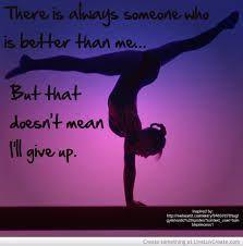 gymnastics quotes Gymnastics Quotes, Inspir Quot, Gymnast Quot