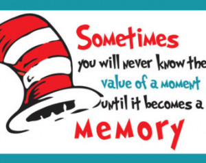 Printable Dr. Seuss Party Quote Sig ns - 3 pack ...