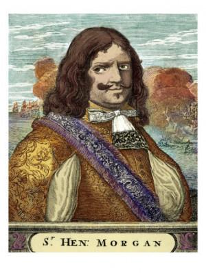 Qué pirata inglés destruyó la ciudad de Panamá en 1671?