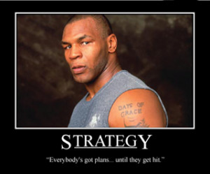 THE WISDOM OF MIKE TYSON
