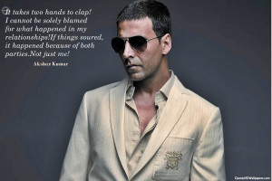 Akshay Kumar Quotes Images, Pictures, Photos, HD Wallpapers