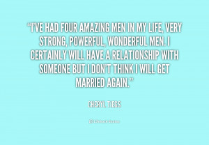 My Amazing Man Quotes